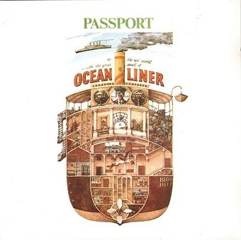 Passport - Oceanliner (CD)