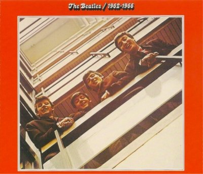 The Beatles - 1962-1966 (2CD)