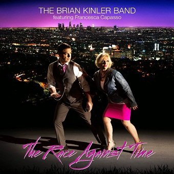 Brian Kinler Band - The Race Against Time (CD)