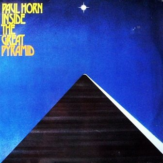Paul Horn - Inside The Great Pyramid (2LP)
