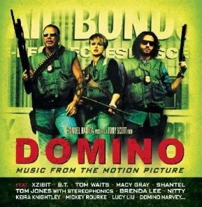 Domino - Music For The Motion Picture (CD)