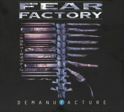 Fear Factory - Demanufacture (2CD)