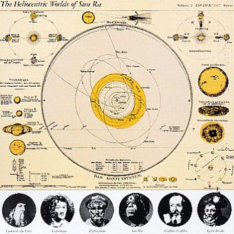 Sun Ra - The Heliocentric Worlds Of Sun Ra, Vol. 2 (CD)
