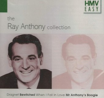The Ray Anthony Collection (CD)
