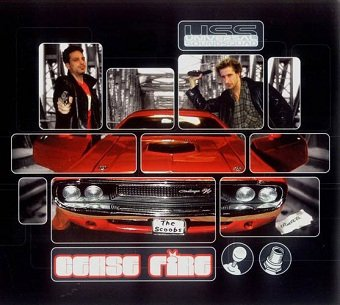 Universal Soundsquad - Cease Fire (CD)
