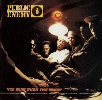 Public Enemy - Yo! Bum Rush The Show (CD)