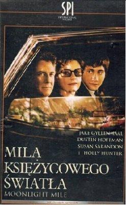 Mila księżycowego światła (VHS)