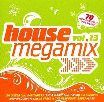 Housemegamix Vol.13 (2CD)