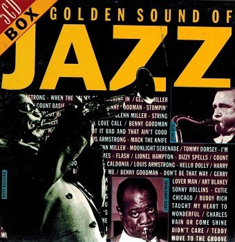 Golden Sound Of Jazz (5CD)
