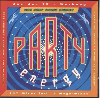 Party Energy (CD)