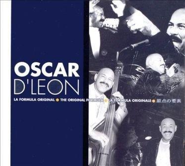 Oscar D'Leon - La Formula Original (CD)