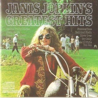 Janis Joplin - Janis Joplin's Greatest Hits (CD)
