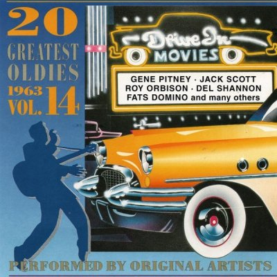 20 Greatest Oldies - 1963 Vol. 14 (CD)