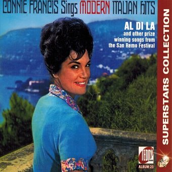 Connie Francis - Connie Francis Sings Modern Italian Hits (CD)