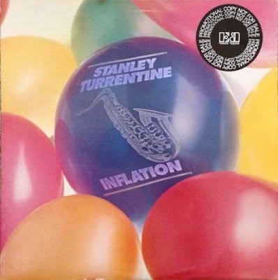 Stanley Turrentine - Inflation (LP)