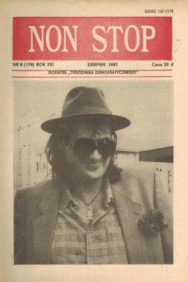 Non Stop 8 (179) Sierpień 1987 Fish