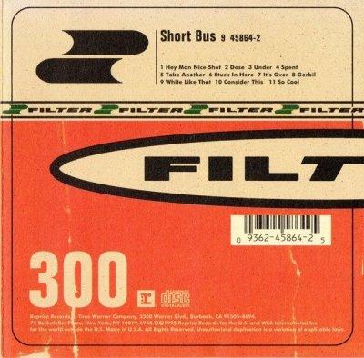 Filter - Short Bus (CD)