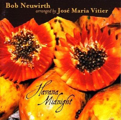 Bob Neuwirth Arranged By José Maria Vitier - Havana Midnight (CD)