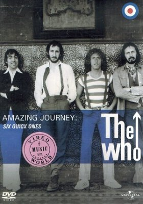 The Who - Amazing Journey - Six Quick Ones (DVD)