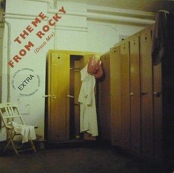 Round One - Theme From Rocky (Disco Mix) (12'')