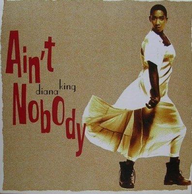 Diana King - Ain't Nobody (12'')