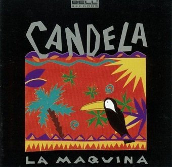 Candela - La Maquina (CD)
