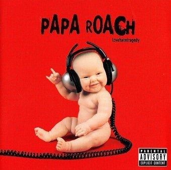 Papa Roach - Lovehatetragedy (CD)