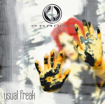 Akanoid - Usual Freak (Maxi-CD)