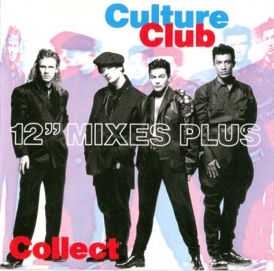 Culture Club - Collect - 12 Mixes Plus (CD)