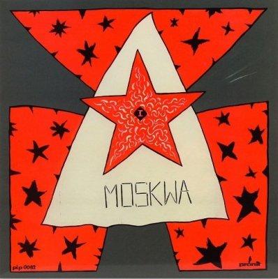 Moskwa - Moskwa (LP)
