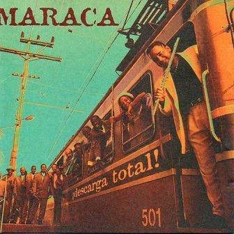 Maraca - Descarga Total (CD)