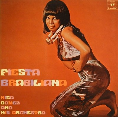 Nico Gomez And His Orchestra - Fiesta Brasiliana (LP)