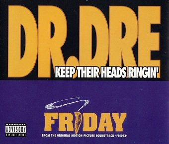 Dr. Dre - Keep Their Heads Ringin'  (Maxi-CD)