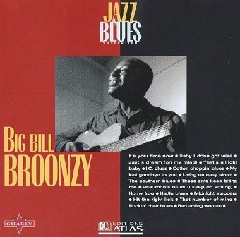 Big Bill Broonzy - Jazz & Blues Collection (CD)