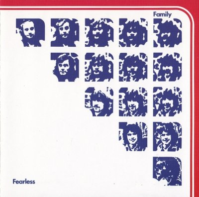 Family - Fearless (CD)