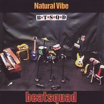Beatsquad - Natural Vibe (CD)