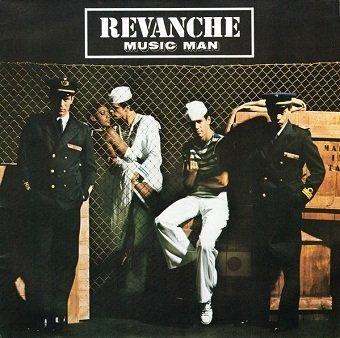 Revanche - Music Man (LP)