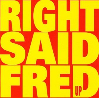 Right Said Fred - Up (CD)