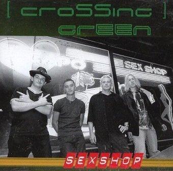 Crossing Green - Sexshop (CD)