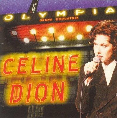 Céline Dion - À L'Olympia (CD)