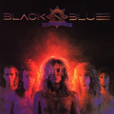 Black 'N Blue - In Heat (LP)