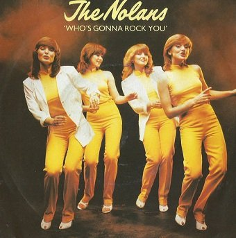 The Nolans - Who's Gonna Rock You (7)