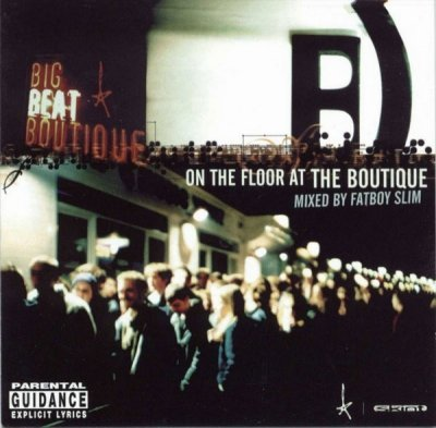 Fatboy Slim - On The Floor At The Boutique (CD)