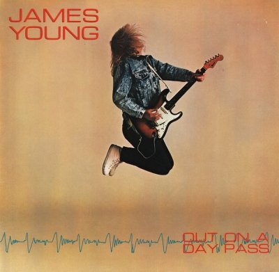 James Young - Out On A Day Pass (LP)