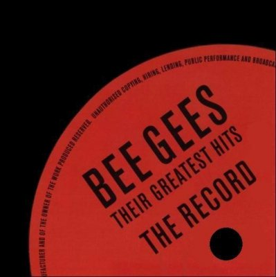 Bee Gees - Their Greatest Hits - The Record (2CD)