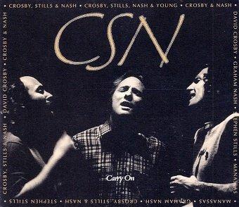 Crosby, Stills & Nash - Carry On (2CD)
