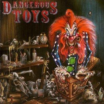 Dangerous Toys - Dangerous Toys (CD)