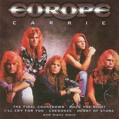 Europe - Carrie (CD)