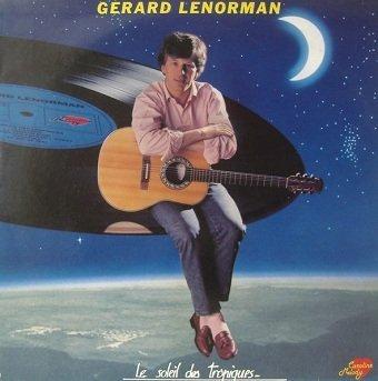 Gerard Lenorman - Le Soleil Des Tropiques (LP)