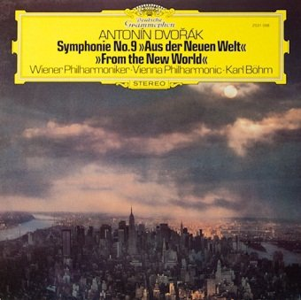 Antonín Dvořák - Wiener Philharmoniker, Vienna Philharmonic, Karl Böhm - Symphonie No.9 Aus Der Neuen Welt From The New World (LP)